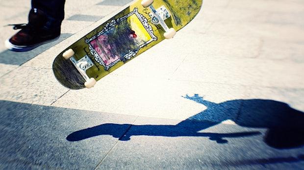Toyota baut Kinect-gesteuertes Skateboard