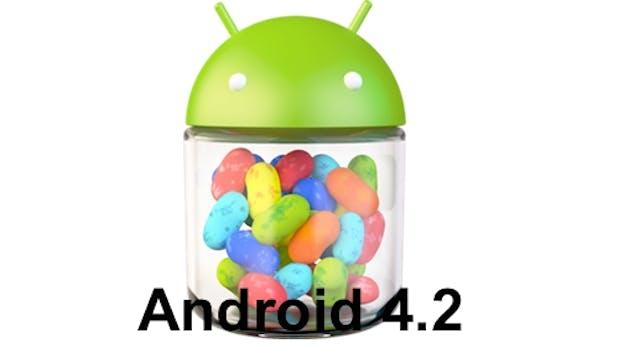 Android 4.2: Google verteilt Update für Galaxy Nexus und Nexus 7