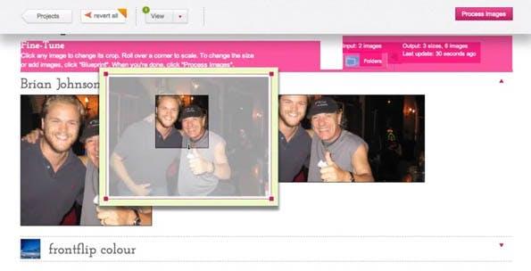 Sizzlepig: Bild-Größe ändern ohne Software – mittels Dropbox