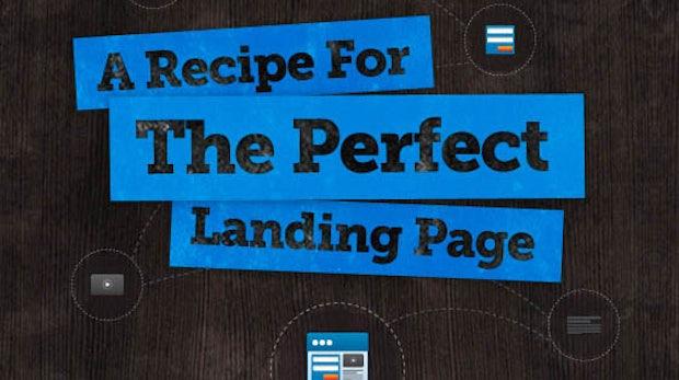 Die perfekte Landingpage – diese Zutaten brauchst du