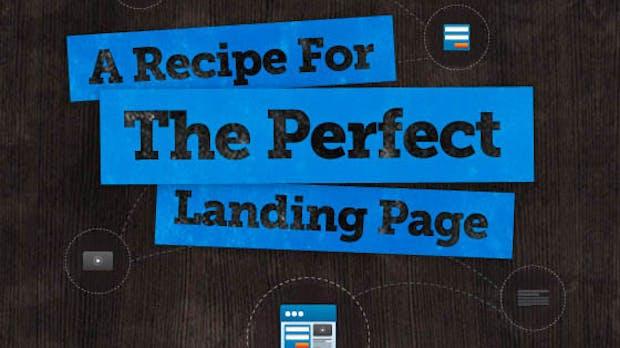 Die perfekte Landingpage – diese Zutaten brauchst du [Infografik]