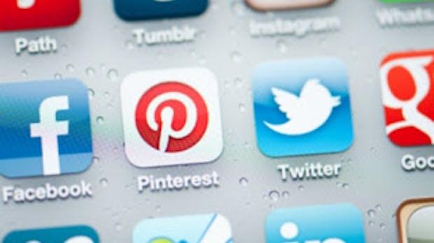 Wie Twitter und Co.: Pinterest startet Account-Verifizierung