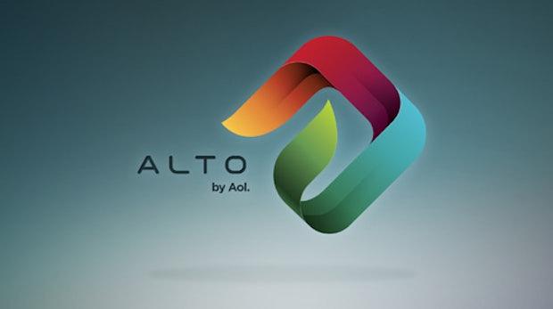 Alto: Innovativer Web-E-Mail-Client von AOL im Überblick [Galerie]