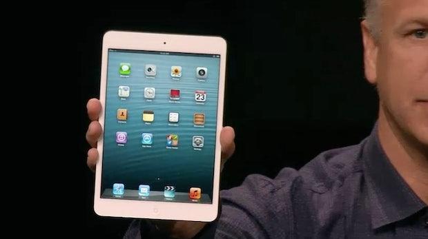iPad Mini jetzt offiziell - 7,9 Zoll-Display, Dual-Core A5-Prozessor und LTE