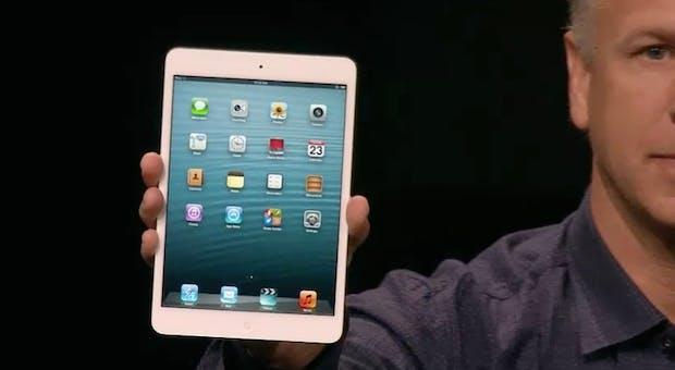iPad Mini jetzt offiziell – 7,9 Zoll-Display, Dual-Core A5-Prozessor und LTE