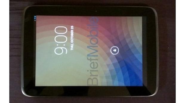 Nexus 10: Googles 10-Zoll-Tablet mit Android 4.2 zeigt sich