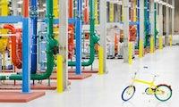 Erkunde Googles Rechenzentrum per Streetview