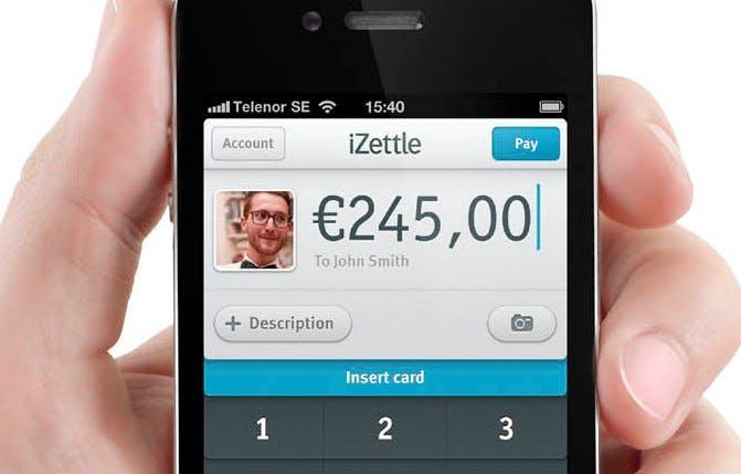 Mobile Payment: iZettle startet in Deutschland