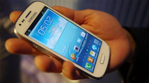 Samsung Galaxy S3 mini: Erste Eindrücke [Bildergalerie]