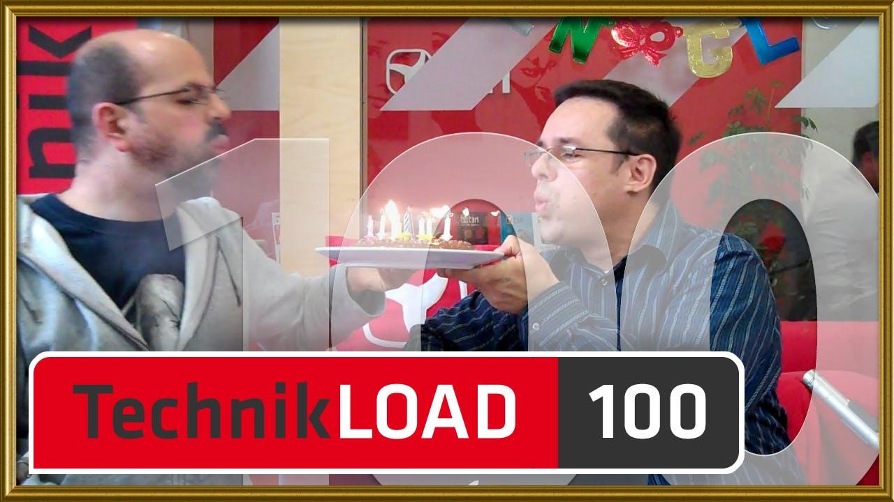 TechnikLOAD 100: Die besten Szenen plus t3n-Abo-Gewinnspiel