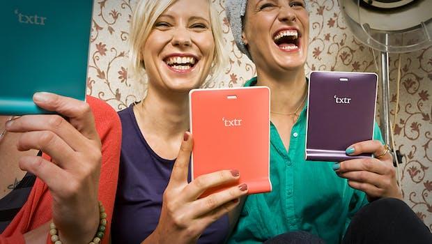 txtr Beagle: Kein Ladegerät, keine Kabel, eBooks via Bluetooth laden