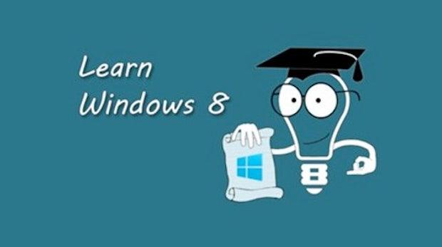 Windows 8: Kostenlose App bringt euch die ersten Schritte bei