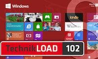 Windows 8 ist da [TechnikLOAD 102]