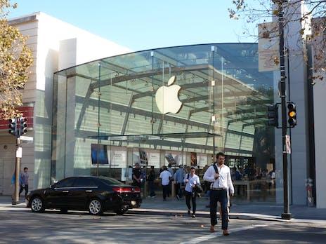 Glaspalast: Neuer Apple Store in Palo Alto [Bildergalerie]