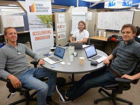 German Accelerator: Wie deutsche Startups im Silicon Valley andocken
