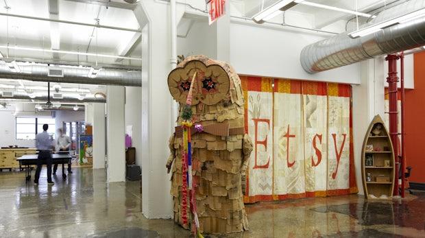 Vintage-Portal Etsy feuert CEO und 8 Prozent der Mitarbeiter