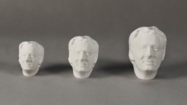 MakerBot Store: Druck dir dein Gesicht in 3D