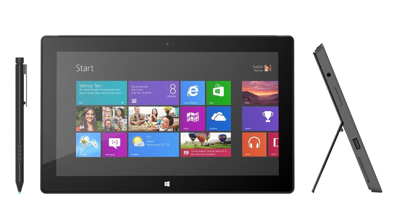 Surface Pro-Tablet: Microsoft nennt Preise und Starttermin