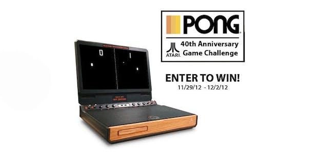 40 Jahre Pong: Kostenloses iOS-Game und gemoddete Xbox 360 im Atari-Style