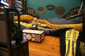 Die Büroräume von Three Rings. (Foto: BecauseWeCan.org)
