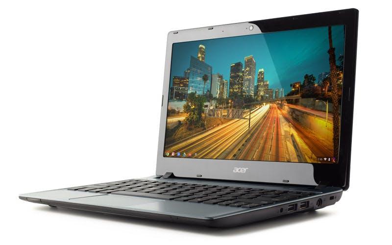 Acer C7: Chromebook für 200 Dollar mit 320 GByte HDD