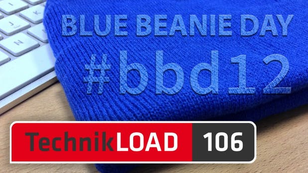 Blue Beanie Day #bbd12 [TechnikLOAD 106]