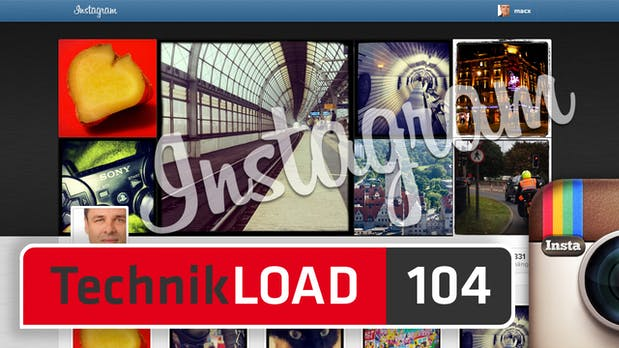 Instagram und Social Media Webprofile [TechnikLOAD 104]