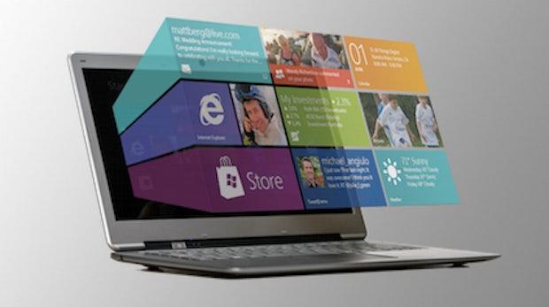 Windows 8 berührungslos mit Gesten steuern