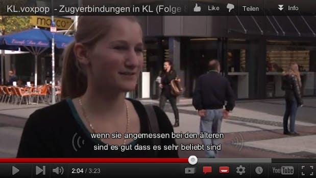 YouTube: Automatische Untertitel jetzt auch in Deutsch