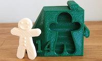 3D-Printer: Adventskalender einfach selber drucken [Bildergalerie]