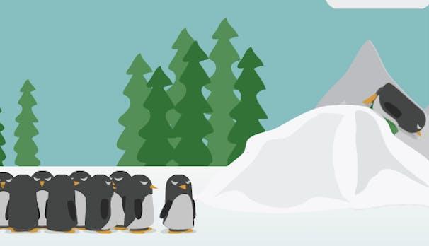 Die Weihnachtsgeschichte in CSS3