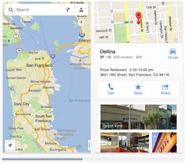 Google Maps Pin Setzen