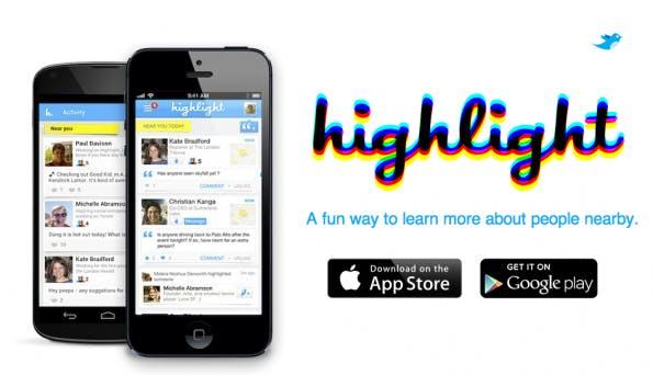 People Discovery: Die App Highlight wird von Risikokapitalgebern hoch gehandelt
