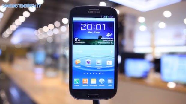 Sicherheitslücke: Samsung Smartphones zeigen Passwörter im Klartext