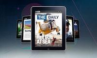 """iPad-Zeitung """"The Daily"""" wird eingestellt"""