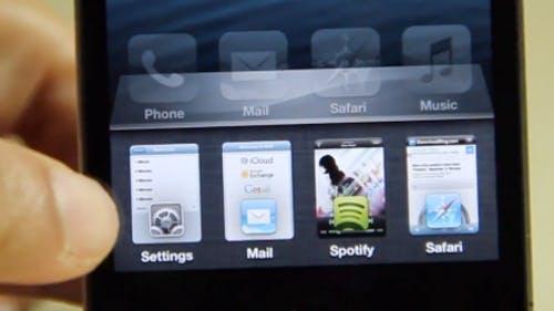 Auxo: So sollte der Standard-App-Switcher in iOS 6 funktionieren