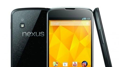 Google verkauft Nexus 4 zum Schnäppchenpreis