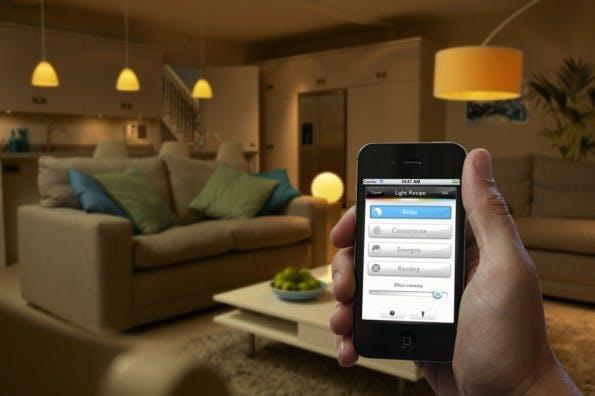 Der moderne Haushalt steckt voller Elektronik und immer mehr Geräte sind darunter mit Internetverbindung. (Foto: Philips)