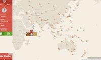 Santa Tracker: Google verfolgt den Weihnachtsmann live und mit viel HTML5