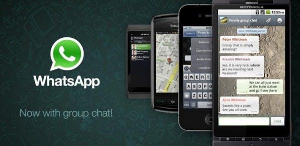 Facebook will WhatsApp für 16 Milliarden US-Dollar kaufen.