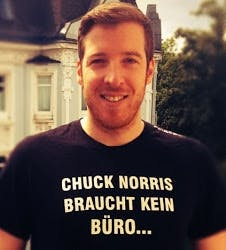 FastBill-Gründer Christian Häfner gibt Tipps für den Umgang mit der Burnrate. (Quelle: FastBill)