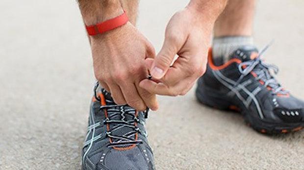 Fitbit Flex: Armband ermittelt Kalorien, Schritte und Schlafqualität