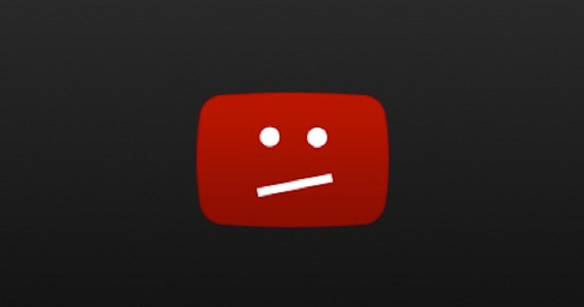 gema eingebettete youtube videos sollen geld kosten t3n. Black Bedroom Furniture Sets. Home Design Ideas
