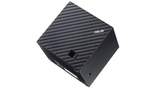 Asus Qube: Mediabox mit Google TV im Video [CES 2013]