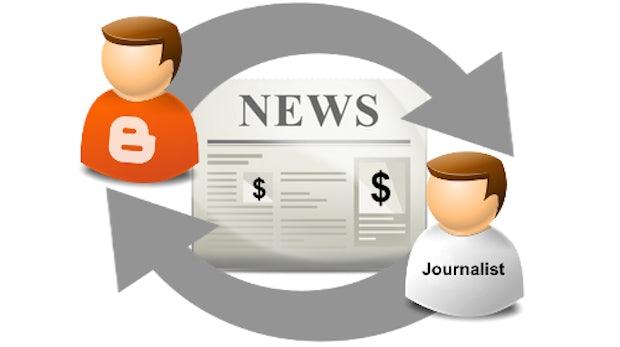 Warum Marken zu Medien und Medien zu Marken werden - Blogger und Journalisten im Fokus
