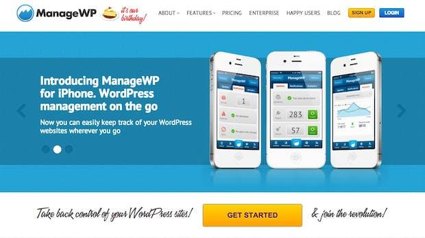 ManageWP: Multi-WordPress-Verwaltung in neuem Gewand