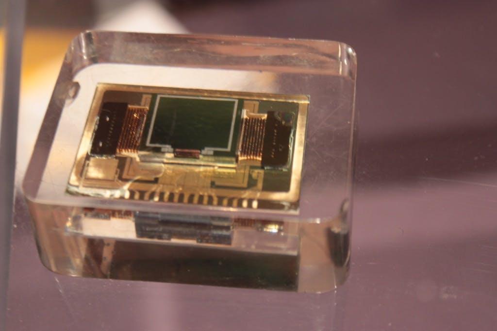 Im Nectar Mobile Power System arbeitet eine Brennstoffzelle, die von Butan-Gas angetrieben wird.
