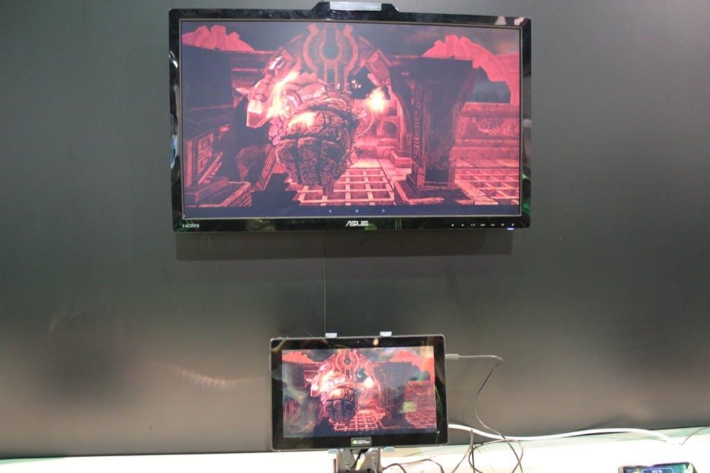 Nvidia demonstriert die native Unterstützung für 4K-Videos des Tegra 4.