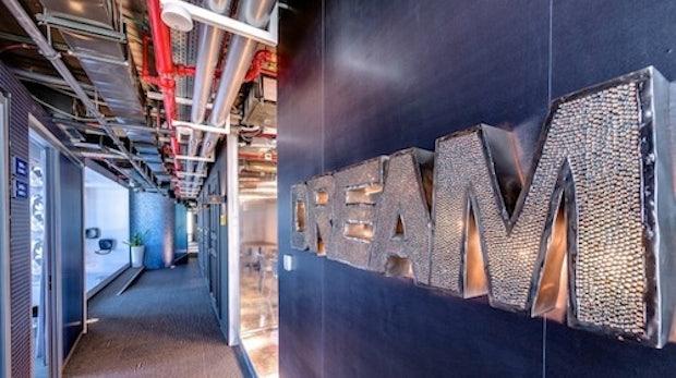 Google Office Tel Aviv: Die wohl schönsten Büroräume des Giganten