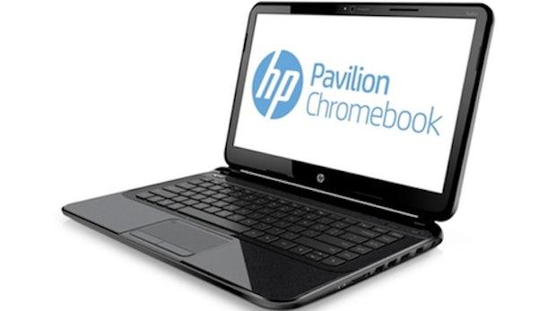 HP Chromebook ist offiziell: Großer Screen, viele Anschlüsse